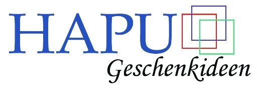 HAPU Geschenkideen-Logo